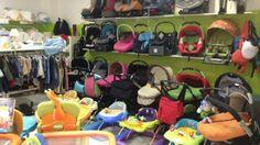 La segunda vida de los artículos infantiles: tiendas de productos #seminuevos para #niños en #Cádiz, como La Tía Peky.