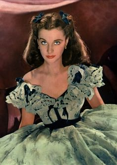 Vivien Leigh -  Gone with the Wind (Victor Fleming, 1939)