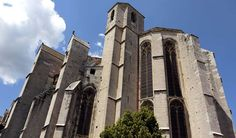 Discover the enormous St Maximin Basilique in Provence.