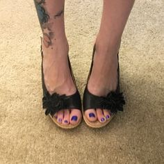 Like new Bolo heels Bought and only worn once inside for a party super comfy love just don't wear leather upper body Bolo Shoes Heels
