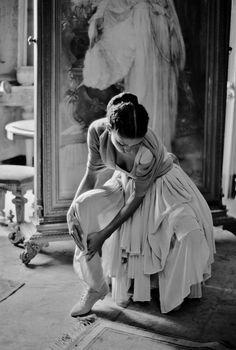 Ferdinando Scianna, Marpessa – Moda – Sicilia - The Eye of Photography