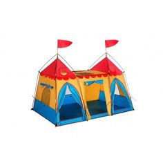Fantasy Palace Kids Play Camping Tent - CT004 @elitedeals