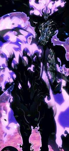Shadow Monarch | Wallpaper