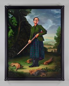 Find the latest shows, biography, and artworks for sale by Kehinde Wiley. Working exclusively in portraiture, Kehinde Wiley fuses traditional formats and mot… African American Artist, American Artists, Figure Painting, Painting & Drawing, Harlem Renaissance Artists, Kehinde Wiley, National Portrait Gallery, Black Artists, Figurative Art