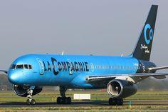 La Compagnie Boeing 757-200 at CDG - La Compagnie - Wikipedia