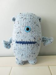 """MonsterFree Knitting Pattern PDF File ( click """"download"""" or  free Ravelry download )   http://www.ravelry.com/patterns/library/my-monster-link"""