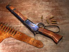 Winchester 1892 Mare's Leg by inujima.deviantart.com on @DeviantArt