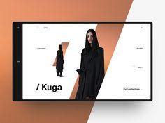 DFS fashion website swiss shoes minimal interaction grid futura fashion e-commerce dress black Website Design Layout, Homepage Design, Web Layout, Blog Design, App Design, Layout Design, Fashion Website Design, Modern Website, Web News