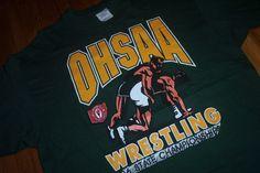 Great High School Wrestling T-shirt
