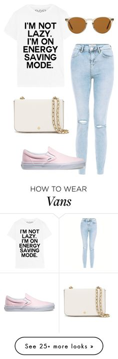 """casual look"" by lovedreamfashion on Polyvore featuring Vans, Oliver Peoples, Tory Burch, denim, shirt and flatshoes"