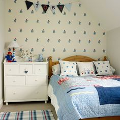 Nursery | Suffolk farmhouse | House tour | PHOTO GALLERY | 25 Beautiful Homes | Housetohome.co.uk
