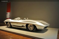1959 Corvette SS. Not sure about the exterior pipe, but. Damn.