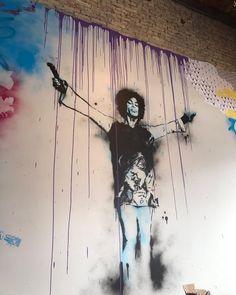 "332 mentions J'aime, 9 commentaires - The Purple Stream (@thepurplestream) sur Instagram : ""Spitz Restaurant, MPLS #prince #paisleypark #prince4ever"""
