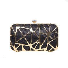 Best Evening Bags Fawziya Water Cube Metal Clutch Purse Women Evening Clutch B...