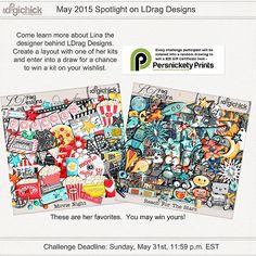 Spotlight on LDrag Designs: Featured Designer May, 2015