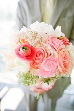 wonderful watermelon wedding // bridesofadelaide.com.au