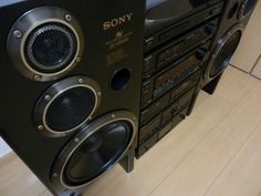 Sony LBT-V925 Photo #2158670 - UK Audio Mart Home Theater Sound System, Home Theatre Sound, Music System, House Illustration, Big Houses, Audio Equipment, House In The Woods, In The Heights, Pantry