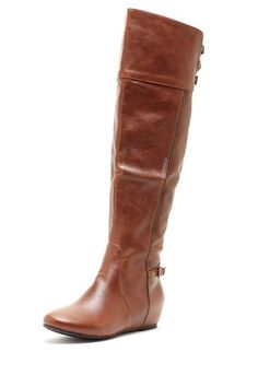 Restricted     Abry Knee-High Boot
