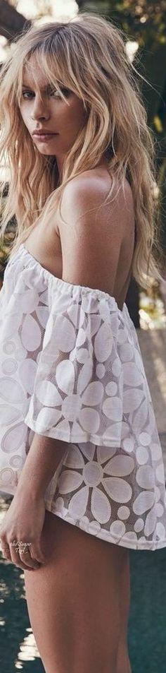 Alexandra Spencer for BB Dakota Look Book