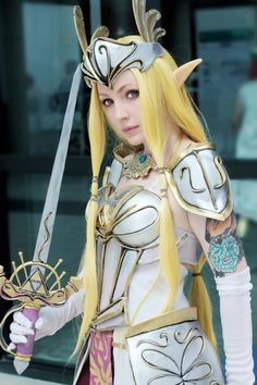 Zelda cosplay print  free shipping par ShamandalieSuicide sur Etsy