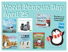 penuin+day Penguin Day, Book Suggestions, What To Read, Teamwork, Comics, Books, Stone, Libros, Book