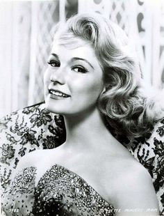 yvette mimieux :: i was named after this actress