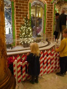 Little Hiccups: Giant Gingerbread House
