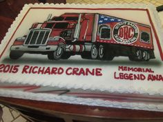 A 2015 Richard Crane Memorial Legend Award celebration took place at Detroit Radiator Corporation's Headquarters on November 13, 2015, over a decadent cake, lots of mingling, a manufacturing tour, and a fun DR•COOL ride.