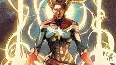 Marvel's Captain Marvel Movie Will Be An Origin Story