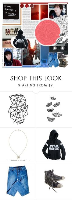 """""""❝take my hand, we'll make it i swear❞"""" by love-from-badlands ❤ liked on Polyvore featuring Oris, Marvel, WALL, CASSETTE, Aurélie Bidermann, A.P.C., Diesel, Polaroid and country"""