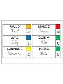 Librairie-Interactive - Générateur d'étiquettes des présents