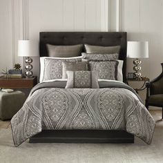Croscill Amadeo Bedding By Croscill Bedding, Comforters, Comforter Sets, Duvets, Bedspreads, Quilts, Sheets, Pillows