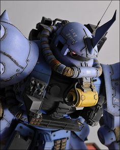 Gundam MS-06J Ramba Ral's Custom (Built by DAITEN) Gunpla Custom, Custom Gundam, Plastic Model Kits, Plastic Models, Gundam Papercraft, Gundam Toys, Robot Art, Robots, Gundam Mobile Suit