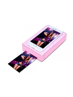 Pringo Portable Photo Printer - x Inch Photos, Wi-Fi, Free Android + iOS Apps, Battery Cool Electronic Gadgets, Electronics Gadgets, Portable Photo Printer, Gadget Shop, Cheap Mobile, Solar Charger, Car Bluetooth, Portable Battery, Free Android