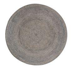 Tappeto rotondo in iuta, d. 180 cm
