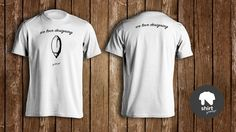 """We love Painting"" TShirt, available with two printing options, all the design on the front of the TShirt or you can ""brake"" it on the two sides. Paint Shirts, Food Design, White Tees, Two By Two, Shirt Designs, Printing, Mens Tops, Graphic Design, Sketching"