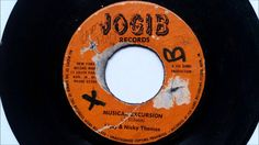 Lizzy and Nicky Thomas Musical Excursion - JoGib Records