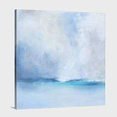 Flying Point No. 2 - Canvas Print