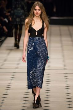Burberry Prorsum Fall 2015 Ready-to-Wear - Collection - Gallery - Style. 5449ee63ab