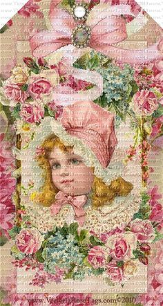 Victoria's Vintage Rose Bouquets Series Set 8 More Angels & Cherubs Exclusive at Victoria Rose Tags U print and hand decorate Vintage Tags, Vintage Bookmarks, Pub Vintage, Vintage Postcards, Vintage Prints, Decoupage, Vintage Rosen, Victorian Women, Victorian Art