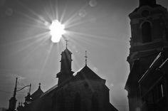 Przemyśl. Fot. Przemysław Skowron RMF FM Cn Tower, Building, Places, Travel, Construction, Lugares, Trips, Buildings, Viajes
