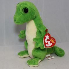 Ty Beanie Baby gus - MWMT (Gecko Green Eyes Version 2009)  TY  BeanieBaby 03937f97cff3