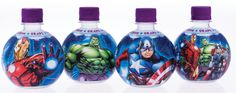 AquaBall's unique globe-shaped #plastic #packaging and shrink-sleeved labels are big hits with kids -- via Packaging World