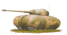 German prototype PzKpfw 10 super tank with curved armour.   Panzer IX and Panzer X only existed as projects on drawing boards. Although, there is no real blueprints showing the realistic look of both vehicles. PzKpfw X was to be wider but lower than Maus and was to be surely armed with 88mm or even 128mm gun. Both designs were very advanced and modern including many features which can be found in modern tanks of today.
