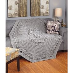 Marcel Afghan Knitting Pattern : 1000+ images about AFGHANS STARS/CIRCLES on Pinterest ...