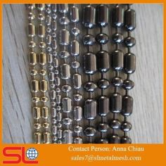curtain beads