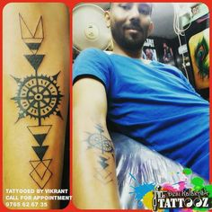Tattooed by Vikrant  Call for Appointment 9765626735