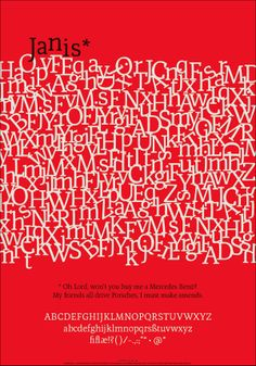 2nd international type design workshop, 2011 by TypeClinic , via Behance