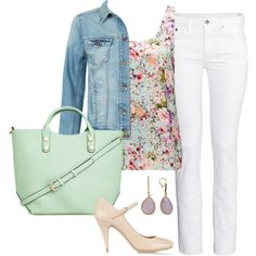 Alison Dilaurentis inspired girly outfit