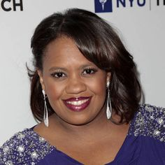 Oval Face Shape - Chandra Wilson Oval Face Shapes, Oval Faces, Chandra Wilson, Face Reference, Grey's Anatomy, Girls, Fashion, Little Girls, Moda